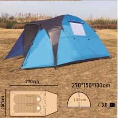 Палатка Mimir Mir Camping ART3006