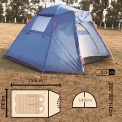 Палатка Mimir Mir Camping ART1013