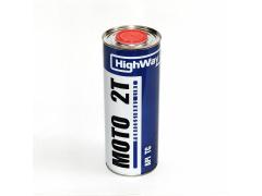 Масло моторное HighWay 2Т  1 литр