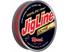 """Шнур """"JigLine """" Ultra PE"""