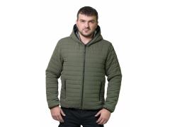 """Куртка """"Урбан"""" микрофибра/хаки Novatex"""