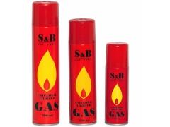 Газ для зажигалок S&B