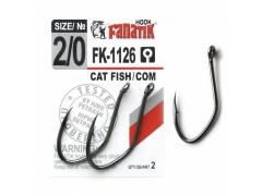 """Крючки """"Fanatic"""" FK-1126 Cat Fish/COM"""
