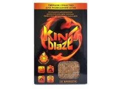 """King of blaze""  брикет для розжига"