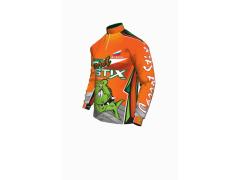"Джерси с логотипом ""Carrot Stix"""