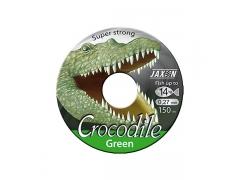 "Леска Jaxon ""Crocodile Green"" ZJ-CRG"
